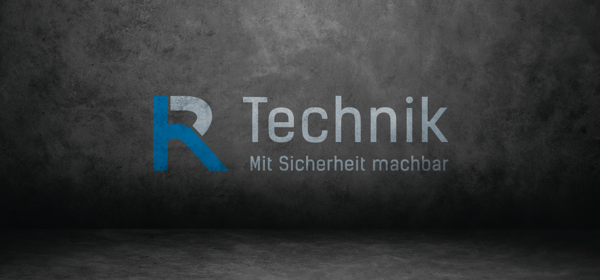 rh technik | logo-design