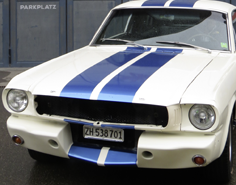 1965 ford mustang fastback shelby gt350