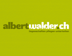 albert walder | logo-design