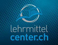 lehrmittel center | logo-design
